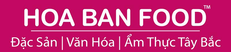 Mẫu website bán đặc sản Hoa Ban Food